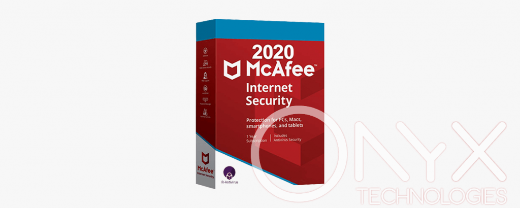 آنتی ویروس McAfee Internet Security