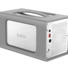 ORICO RS400RC3 3.5inch 4-Bay Aluminum Alloy Type-C Hard Drive Enclosure with Raid