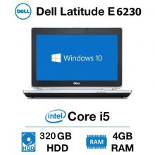 Dell Latitude E6230 Core i5 | 4GB RAM | 320GB Stock Laptop