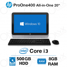 HP ProOne 400 G2 Core i3 8GB 500GB Intel All-in-One PC